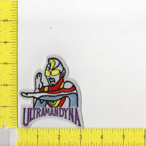 Ultraman Dyna Cartoon Embroidered Patch