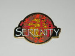 Firefly/Serenity Chinese Logo Pin