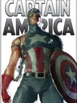 Marvel Comics: Capt. America Missing A Sleeve