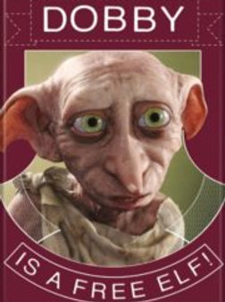 Harry Potter: Dobby if a Free Elf!