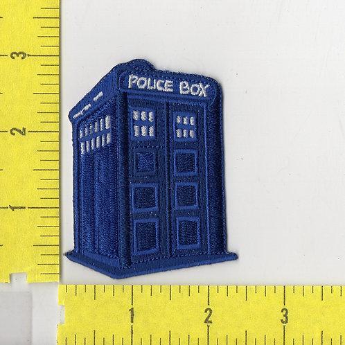 Doctor Who: Classic Tardis Die-Cut