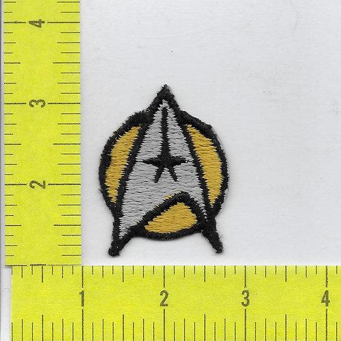 Star Trek: Movie Operations Patch