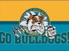 Riverdale: Go Bulldogs! School Logo