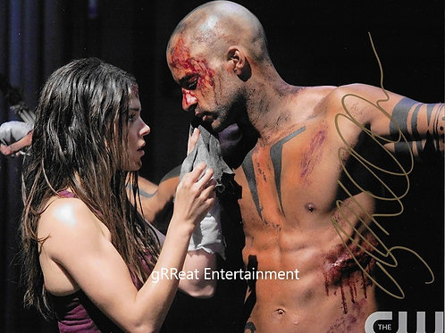 Ricky Whittle Autographed 10 in x 8 in. Photo