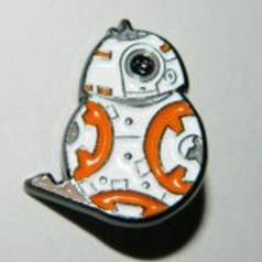 Star Wars: BB-8 Figure Pin