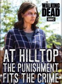 TWD: Maggie, Punishment Fits the Crime