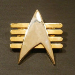 Star Trek: Next Generation Communicator FI Pin