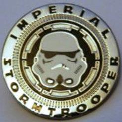 Star Wars: Imperial Stormtrooper Helmet Pin