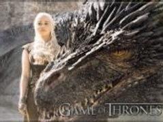 GOT: Daenerys with Dragon