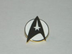 Star Trek The Motion Picture Logo Pin