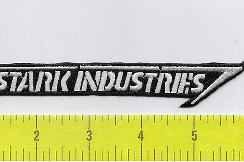 Marvel Comics Stark Industries Patch