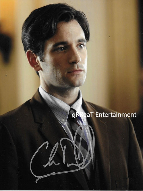 Colin O'Donoghue autographed 8 in x 10 in photo