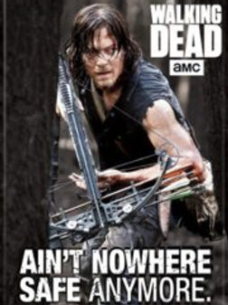 TWD: Daryl, Ain't Nowhere Safe