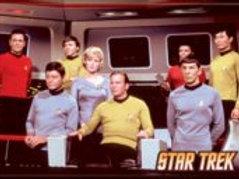 Star Trek: The Original series, Cast on Bridge