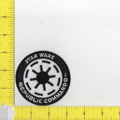 Star Wars: Imperial Republic Commando Patch