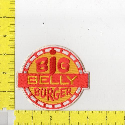 Arrow TV Series: Big Belly Buger Patch