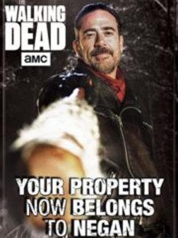 TWD: Your Property Now Belongs to Negan