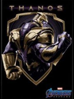 Avengers Endgame: Thanos Art Image