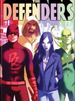 Marvel Comics: The Defenders Group