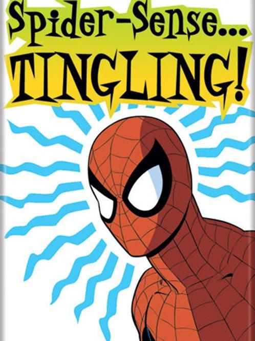 Marvel Comics: Spider-Man Spider- Sense Tingling!