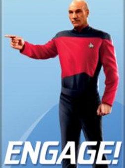 Star Trek: Next Generation, Engage!