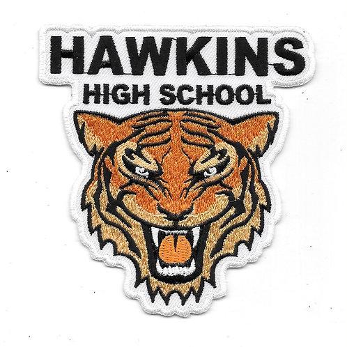 Stranger Things TV Series Hawkins High School  Logo Patch