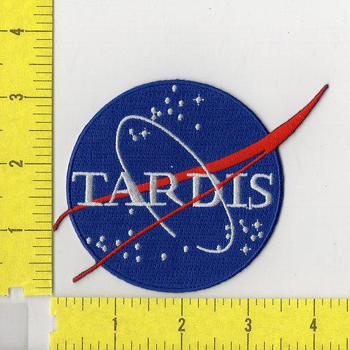 Doctor Who: Tardis NASA Style