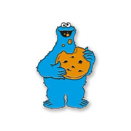 Cookie Monster Pin -Retried