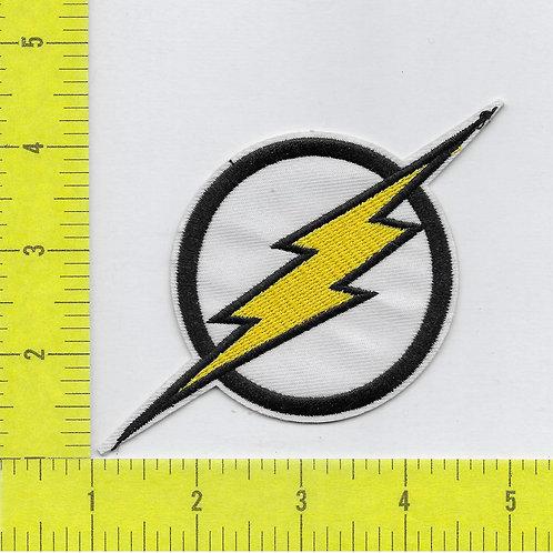 The Flash Lightning Bolt Patch