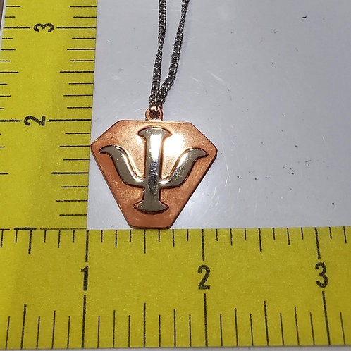 Babylon 5 PSI Corps Necklace - metal