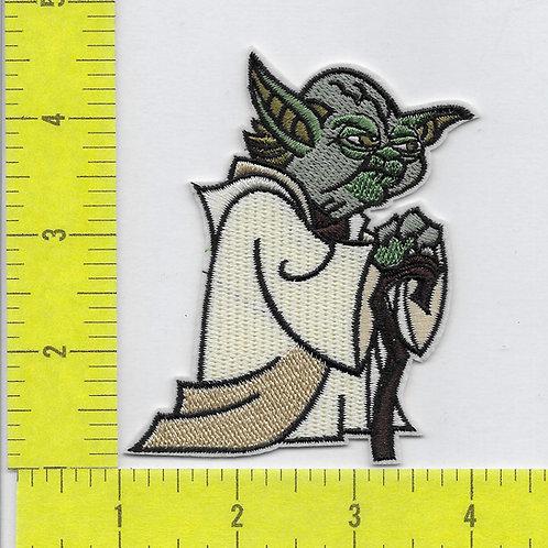 Star Wars: Yoda full figure Patch