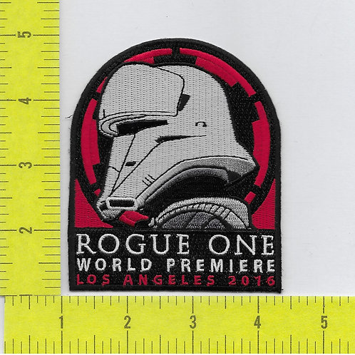 Star Wars: Rogue One World Premiere Patch