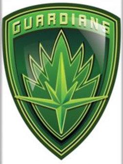 Marvel Comics:Guardians of The Galaxy Green Shield
