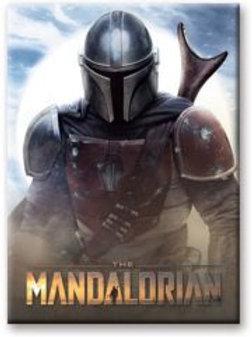 The Mandalorian: The Stare Art Image