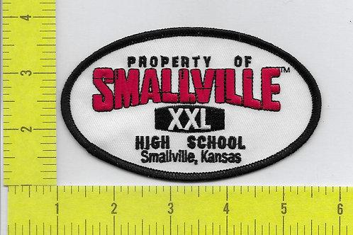 Smallville TV Series High School Patch
