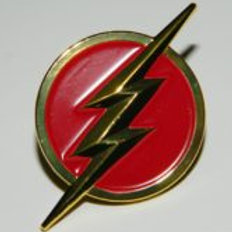 The Flash TV series Red