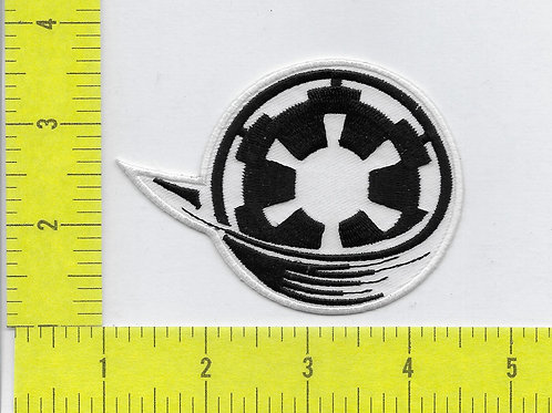 Star Wars: moving Imperial Empire Logo Patch