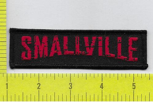 Smallville TV Series Logo Patch