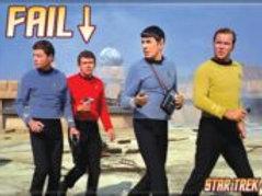 "Star Trek: The Original series, ""Fail"""