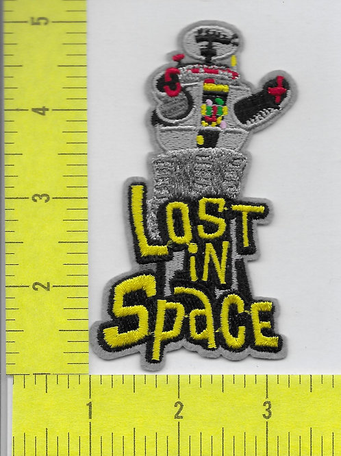 Lost In Space Patch