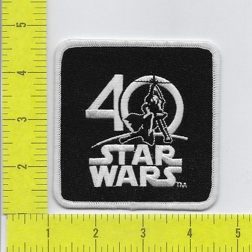 Star Wars: 40th Anniversary Patch