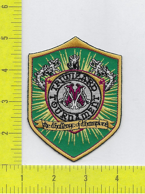 Harry Potter: TriWizard Tournament Patch