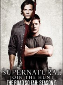 Supernatural: The Road So Far Season 5