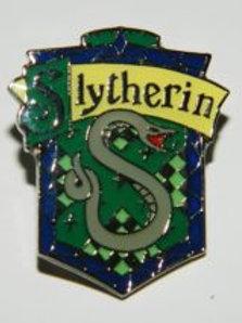 Hogwarts: Slytherin House Pin