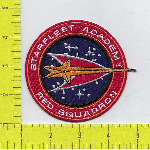 Star Trek:  Starfleet Academy Red Squadron Patch