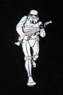 Star Wars:  Imperial Stormtrooper Figure