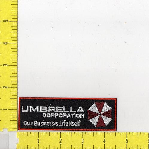 Resident Evil: Umbrella Corp. Chest Logo