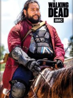 TWD: Jerry Riding a Horse