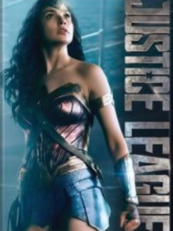 DC Comics: Wonder Woman from Justice League Movie