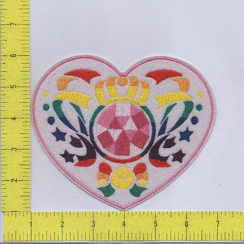 Sailor Moon Crystal Heart of Friendship Patch